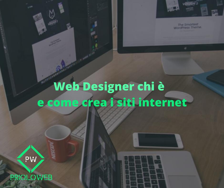 Chi è il web designer